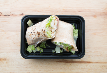 Chicken Club Wrap