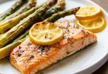 Garlic Butter Salmon
