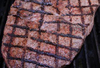 Custom Steak