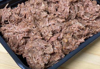 Shredded Beef - Bulk