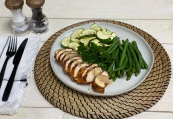 Dijon Chicken - Keto