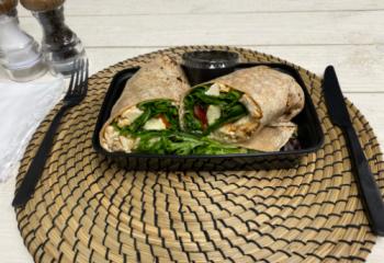 Balsamic Chicken Wrap