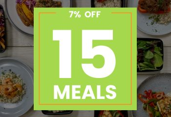 Meal Pack - Pick any 15 Meals