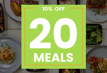 Meal Pack - Pick 20 Meals