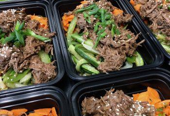 Korean Beef - Lean