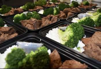 Beef & Broccoli - Lean