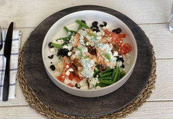Salmon Quinoa Power Bowl