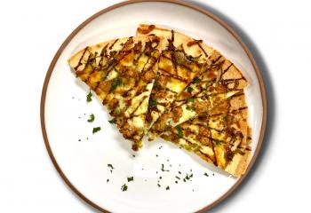 Brussel Hustle Pizza