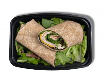 Turkey & Cheddar Wrap